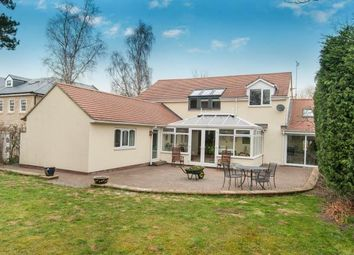 Thumbnail 5 bedroom detached house for sale in Runnymede Road, Darras Hall, Ponteland, Northumberland