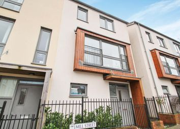 Thumbnail 4 bed end terrace house for sale in Mill Street, Devonport, Plymouth