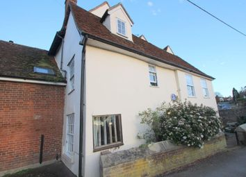 Thumbnail 3 bed terraced house for sale in Bridge Street, Coggeshall, Colchester