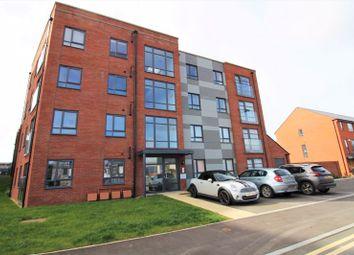 Thumbnail 2 bed flat to rent in Trajectus Way, Keynsham, Bristol