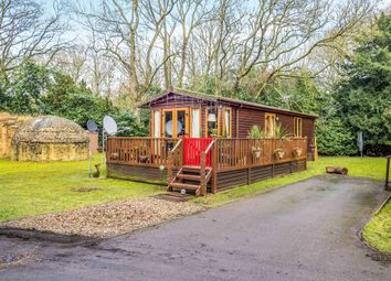 Thumbnail Mobile/park home for sale in The Arboretum, Haveringland, Norwich