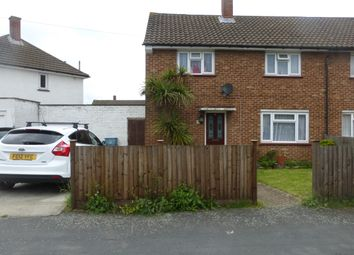 Thumbnail 3 bed end terrace house for sale in Thursley Crescent, New Addington, Croydon