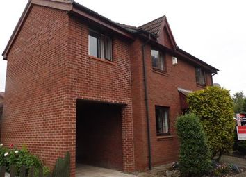 Thumbnail 3 bed detached house for sale in Wrexham Close, Callands, Warrington