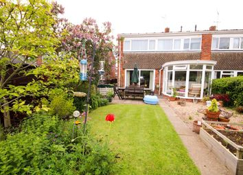 Thumbnail 4 bed semi-detached house for sale in Durham Road, Charfield, Wotton-Under-Edge