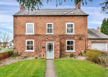 Thumbnail 5 bed farmhouse for sale in Low Street, East Markham, Newark