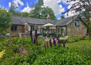Thumbnail 3 bed barn conversion for sale in Pabyllwyd Barn, Llaithddu, Llandrindod Wells, Powys
