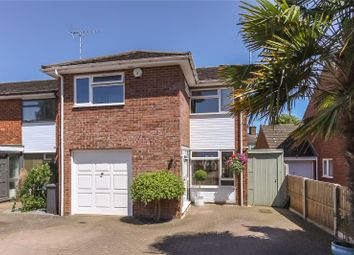 Thumbnail 3 bed detached house for sale in Canham Close, Kimpton, Hertfordshire