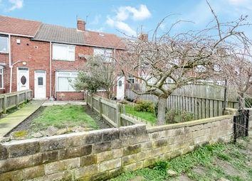 Thumbnail 2 bed terraced house for sale in Hudson Ave, Hordon, Peterlee, Durham