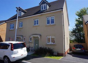 Thumbnail 4 bed town house for sale in Beauchamp Walk, Swansea