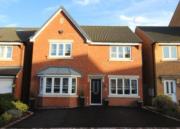 Thumbnail 4 bed detached house for sale in Magdalene Drive, Mickleover, Derby