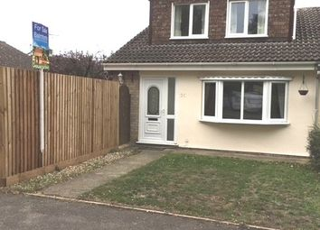 Thumbnail 4 bed property for sale in Holmsey Green Gardens, Beck Row
