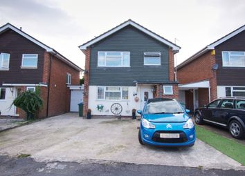 Thumbnail 3 bed link-detached house for sale in Hoods Farm Close, Bierton, Aylesbury
