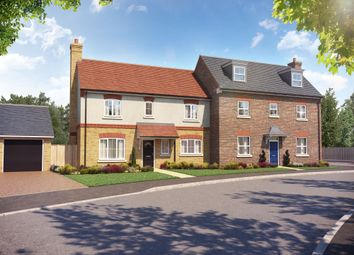Thumbnail 5 bed semi-detached house for sale in The Beech, The Maltings, Benner Lane, West End, Surrey