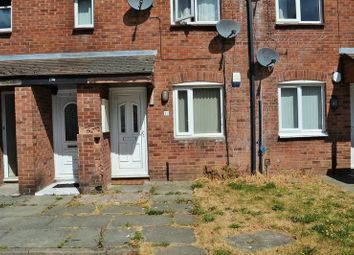 Thumbnail 1 bed flat for sale in Kelso Close, Liverpool
