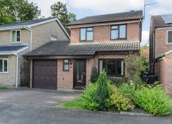 Thumbnail 3 bed detached house for sale in Goldcrest Drive, Derby