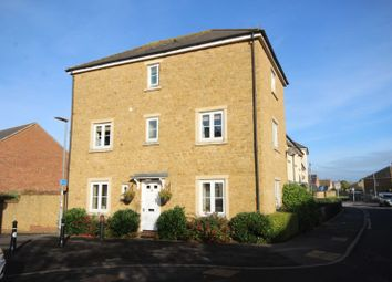 Thumbnail 4 bed detached house to rent in Vincent Way, Martock