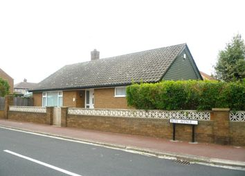 Thumbnail 2 bed detached bungalow to rent in Bute Avenue, Hartlepool