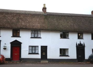 Thumbnail 2 bed terraced house for sale in The Green, Otterton, Budleigh Salterton, Devon
