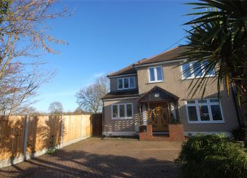 Thumbnail 4 bed semi-detached house for sale in Manor Road, Stanford-Le-Hope, Essex