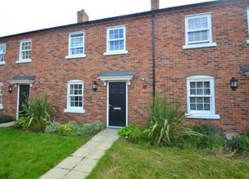 Thumbnail 2 bed terraced house for sale in Baker Drive, Kempston, Bedford