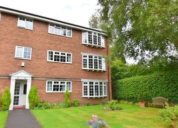Thumbnail 2 bed flat for sale in Pinewood Court, Broad Road, Sale