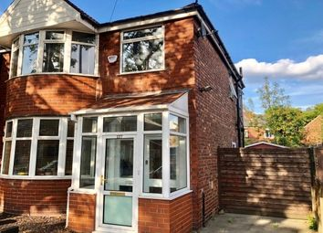 Thumbnail 3 bed semi-detached house to rent in Great Stone Road, Manchester