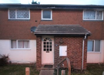 Thumbnail 3 bed terraced house for sale in Halifax Close, Chatham, Kent