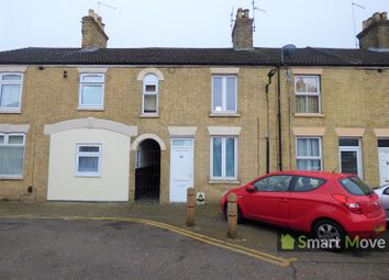 Thumbnail 2 bedroom terraced house for sale in Crawthorne Street, Peterborough, Cambridgeshire.