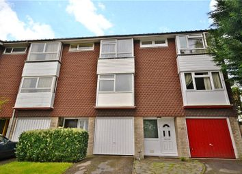 Thumbnail 3 bed town house to rent in Willow Drive, Bracknell, Berkshire