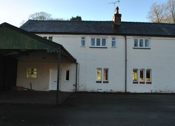 Thumbnail 3 bed semi-detached house to rent in Wicksted Hall Cottage, Wirswall, Whitchurch, Shropshire