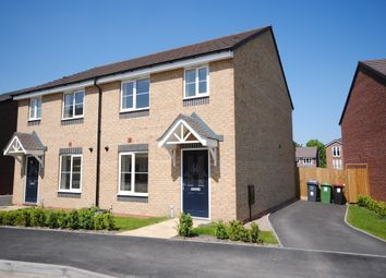 Thumbnail 3 bed semi-detached house to rent in Palisade Close, Newport