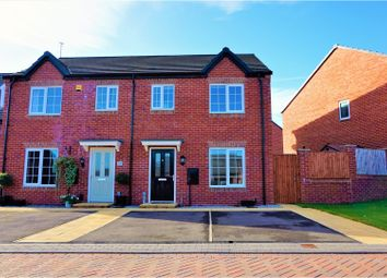 Thumbnail 3 bed semi-detached house for sale in Willow Way, Leeds