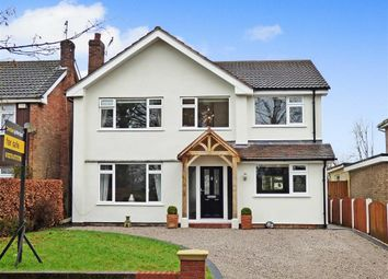 Thumbnail 5 bed detached house for sale in Pikemere Road, Alsager, Stoke-On-Trent