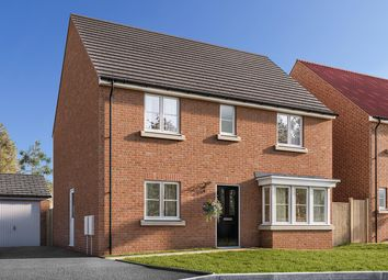 "Thumbnail 4 bed detached house for sale in ""The Pembroke"" at Spellowgate, Driffield"