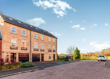 Thumbnail 4 bed town house for sale in Kingsley Drive, Ravenfield, Rotherham