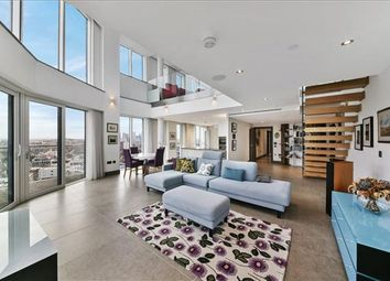 Thumbnail 3 bed flat for sale in Altitude Point, Aldgate, London