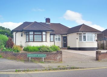 Thumbnail 2 bed semi-detached bungalow for sale in Prescott Avenue, Petts Wood, Orpington