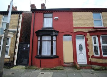 Thumbnail 2 bed end terrace house for sale in Strathcona Road, Wavertree, Liverpool, Merseyside