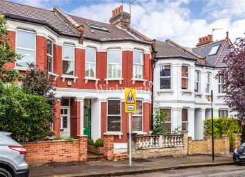 Thumbnail 3 bed flat for sale in Mattison Road, Harringay