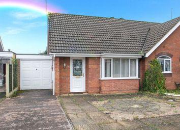 Thumbnail 1 bed semi-detached bungalow for sale in Meadow Park Road, Wollaston, Stourbridge