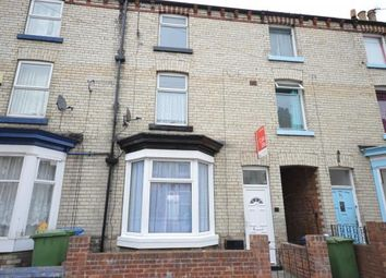 Thumbnail 3 bed terraced house for sale in Commercial Street, Scarborough, North Yorkshire