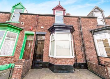 Thumbnail 3 bed terraced house for sale in Hutton Street, Sunderland