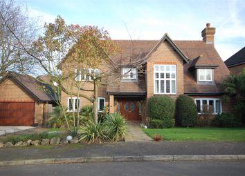 Thumbnail 5 bed detached house for sale in Nursery Gardens, Goffs Oak, Waltham Cross