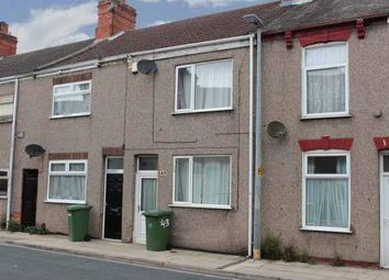 Thumbnail 2 bed terraced house for sale in Tunnard Street, Grimsby, South Humberside