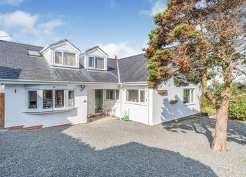 Thumbnail 5 bed bungalow for sale in Breeze Hill, Benllech, Anglesey, North Wales