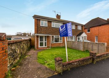 Thumbnail 3 bedroom semi-detached house to rent in Grosvenor Road, East Grinstead