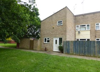 Thumbnail 3 bedroom end terrace house for sale in Rolleston Garth, Welland, Peterborough