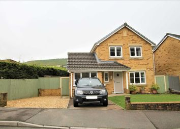 Thumbnail 3 bed detached house for sale in Heol Dinas Isaf, Williamstown, Tonypandy