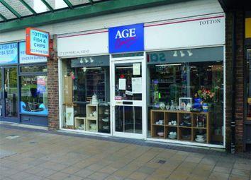 Thumbnail Retail premises to let in Unit 27, Totton Shopping Centre, Southampton