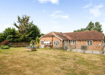Thumbnail 4 bed detached bungalow for sale in Watery Lane, Westwell, Ashford, Kent